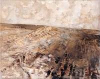 丘陵之二十一 - 张钦若 - 油画 水彩画 - 2007年春季艺术品拍卖会 -收藏网