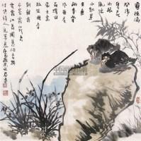 花鸟 镜心 设色纸本 - 20531 - 中国书画 - 第117期月末拍卖会 -收藏网