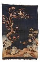 缂丝喜鹊登梅 -  - 古董珍玩专场 - 翰海四季(第72期)拍卖会 -收藏网