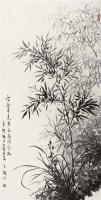 空谷草色秀 镜心 水墨纸本 - 陈子林 - 中国书画(一) - 2012迎春拍卖会 -收藏网
