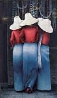 项链 - 40436 - 油画 水彩画 - 2007年春季艺术品拍卖会 -收藏网