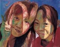 美丽上海NO14 - 140562 - 油画 水彩画 - 2007年春季艺术品拍卖会 -收藏网