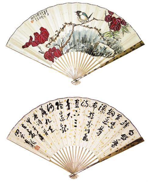 舒传曦花鸟 -  - 书画 - 2008迎春书画艺术精品拍卖会 -收藏网