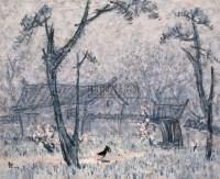 晨趣 布面油彩 - 李秀实 - 中国油画(二) - 2006年中国艺术品春季拍卖会 -收藏网