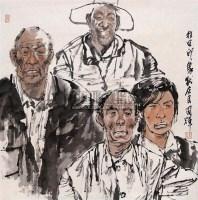 往日印象 镜心 设色纸本 - 114998 - 中国书画 - 2006新年拍卖会 -收藏网