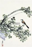 花鸟 镜心 设色纸本 - 2941 - 中国书画 - 2007春季中国书画拍卖会 -收藏网