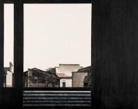 应天齐 徽州之梦五 设色纸本(版画) - 应天齐 - 中国书画 - 2006首届慈善拍卖会 -收藏网