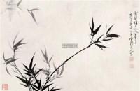 节节高 镜心 水墨纸本 - 132425 - 中国书画专场 - 2011秋季拍卖会 -中国收藏网
