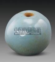 汝窑瓷珠 -  - 古董珍玩 - 2011春季艺术品拍卖会 -收藏网