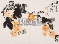 花卉 - 韩秋岩 - 中国书画专场 - 2011艺术品拍卖会(一) -收藏网