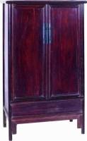 红木圆脚柜 -  - 明清家具文房小件专场 - 首届明清家具文房小件拍卖会 -收藏网