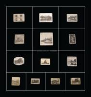 北京小景·梅兰芳像影印铜墨盒 -  - 文房清玩·古玩杂件专场 - 西泠印社2009五周年庆典拍卖会 -收藏网