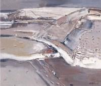 远处的山 - 153839 - 油画 水彩画 - 2007年春季艺术品拍卖会 -收藏网