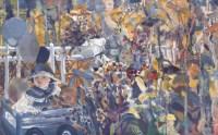 秋 布面 油画 - 夏俊娜 - 中国当代艺术 - 2006秋季拍卖会 -收藏网