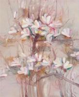 冷先平 心在飞翔 - 155828 - 中国当代油画 - 鹏盛金辉中外油画专场 -收藏网