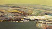 秋后 布面油画 - 万力 - 油画之光—油画专场 - 北京康泰首届艺术品拍卖会 -收藏网