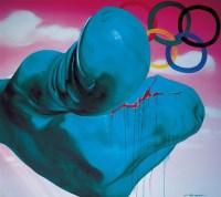 中国2008 NO.6 布面 油画 -  - 名家西画 当代艺术专场 - 2008年春季拍卖会 -中国收藏网