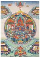 无量寿佛唐卡 -  - 佛像唐卡 - 2007春季艺术品拍卖会 -中国收藏网