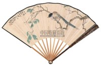 花鸟 成扇 纸本设色 - 李景林 - 中国书画 - 2006春季拍卖会 -收藏网