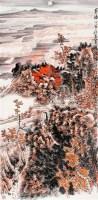 书法(对联) 立轴 水墨纸本 - 8168 - 中国书画专场 - 2010年迎春拍卖会 -中国收藏网