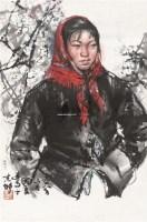 黑丫 镜心 设色纸本 - 20236 - 中国书画(二) - 2011春季艺术品拍卖会 -中国收藏网