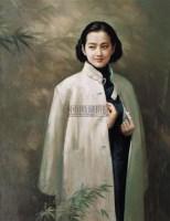 墙上旧梦 布面油彩 - 140263 - 中国油画(一) - 2006年中国艺术品春季拍卖会 -收藏网