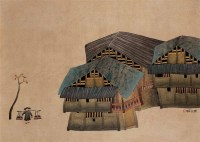 李强 赶集 镜心 - 李强 - 当代中国书画(二) - 2006畅月(55期)拍卖会 -收藏网