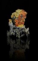 封门三彩大雕件 -  - 翡翠、名石、文玩杂件、紫砂、书画 - 2011年秋季艺术品拍卖会 -中国收藏网