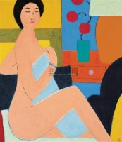 MOUNGTHAI BUSAMARO Colour of the nude -  - 现代及当代东南亚艺术 - 2007春季艺术品拍卖会 -收藏网
