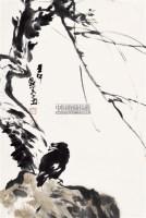 花鸟 镜心 设色纸本 - 138349 - 中国书画 - 2011首届书画精品拍卖会 -中国收藏网