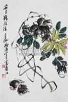 诸涵 花卉 - 20870 - 中国书画 - 浙江方圆2010秋季书画拍卖会 -收藏网
