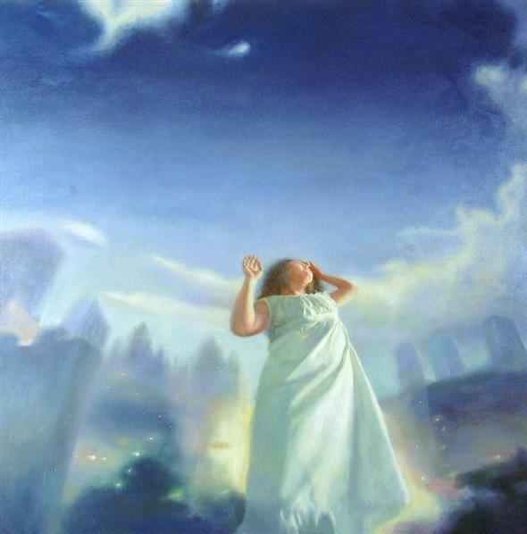 大城之七 布面 油画 -  - 油画版画 - 2007太平洋秋季艺术精品拍卖会 -收藏网