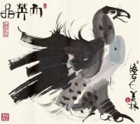 大英图 镜心 设色纸本 -  - 中国书画三—悟古斋书画旧藏专场 - 2011秋季艺术品拍卖会 -中国收藏网