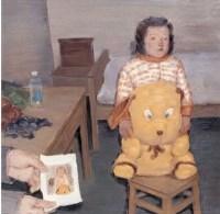 绒毛狗 - 向庆华 - 油画 水彩画 - 2007年春季艺术品拍卖会 -收藏网