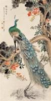 锦翮凌霄 立轴 设色纸本 - 139901 - 中国书画 - 2011秋季拍卖会 -中国收藏网