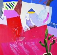 灯下 布面 油画 - 133272 - 名家西画 当代艺术专场 - 2008年春季拍卖会 -收藏网