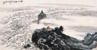 孔仲起   钱江潮 -  - 中国书画 - 2008迎春艺术品拍卖会 -收藏网