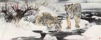 春江花月夜 镜片 纸本 -  - 保真作品专题 - 2011春季书画拍卖会 -收藏网