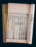清康熙写刻本《皇华纪闻》线装书一套2册全 -  - 钱币 杂项 - 2008春季拍卖会 -中国收藏网