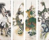 朱梦庐    花鸟 -  - 中国书画(一) - 2007春季大型艺术品拍卖会 -中国收藏网