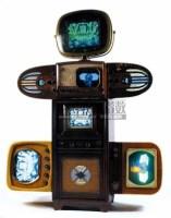 白南准 2001年作 Baby Buddha -  - 亚洲当代艺术 - 2007春季艺术品拍卖会 -收藏网