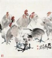 吉祥图 镜片 设色纸本 - 刘保申 - 中国书画(二) - 2012迎春艺术品拍卖会 -收藏网