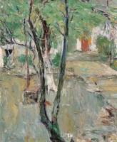 绿色的梦 布面 油画 - 金沙 - 中国油画 - 2006春季大型艺术品拍卖会 -收藏网