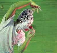 DEDE ERI SUPRIA Clown -  - 现代及当代东南亚艺术 - 2007春季艺术品拍卖会 -中国收藏网