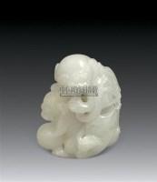 双狮 -  - 古玩瓷杂 - 2009年春季艺术品拍卖会 -中国收藏网