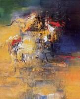 风景 布面 油画 - 王衍成 - 油画专场 - 2006年秋季拍卖会 -收藏网