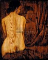 金德龙 2006年作 裸女 -  - 亚洲当代艺术 - 2007春季艺术品拍卖会 -收藏网