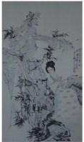 劉旦宅  焦葉仕女圖 -  - 中国书画 - 2008春季艺术品 -中国收藏网