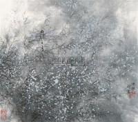 清梦 镜心 设色纸本 - 王明明 - 中国书画、西画 - 2011季度拍卖会第二期 -中国收藏网