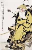 人物 立轴 纸本 - 116126 - 中国书画 - 2011春季艺术品拍卖会 -收藏网